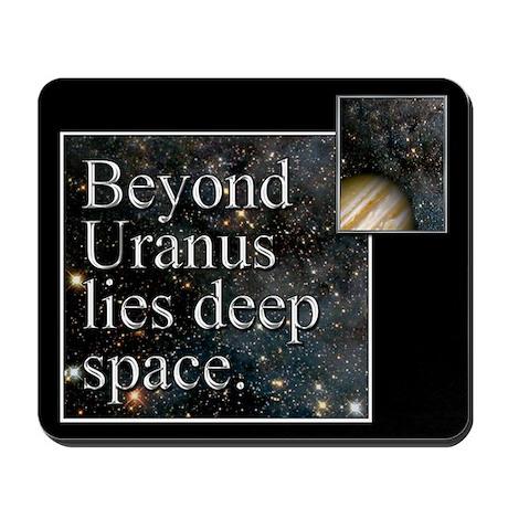Beyond Uranus Mousepad
