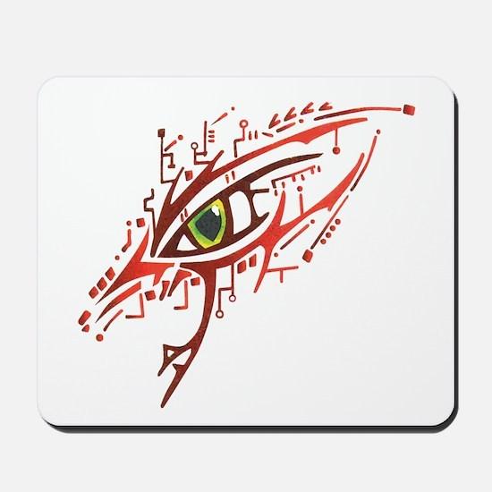 Cyber Eye Mousepad