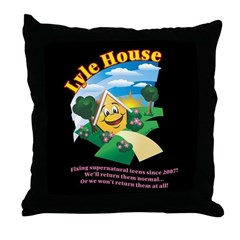 Lyle House Throw Pillow