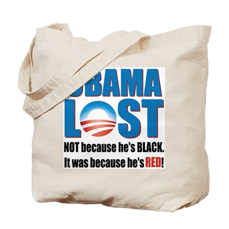Obama Lost Tote Bag