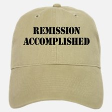 Remission Accomplished Baseball Baseball Cap