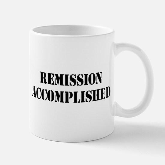 Remission Accomplished Mug
