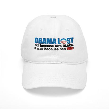 Obama Lost Cap