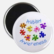 "Autism Awareness 2.25"" Magnet (10 pack)"