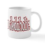Hello. I'm a sledaholic. Mug