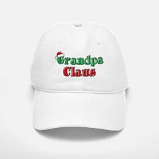 Grandpa Claus Baseball Baseball Cap