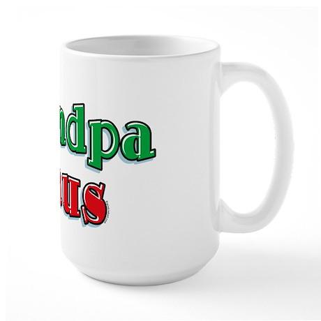 Grandpa Claus Large Mug