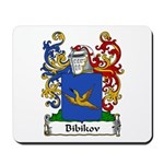 Bibikov Family Crest Mousepad