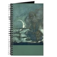 """The Moon and Her Mother"" Journal"