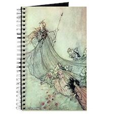 "Arthur Rackham ""Titania"" Journal"