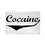 Cocaine Rectangle Magnet (100 pack)