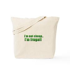 Unique Frugality Tote Bag