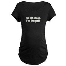 Cute Frugality T-Shirt