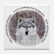 Timeless wisdom: Tile Coaster