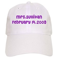 Mrs.Sullivan February 14 Baseball Cap