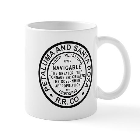 Mug:Petaluma and Santa Rosa Railroad