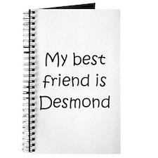 Cute Desmond Journal