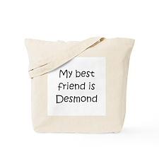 Cute Desmond Tote Bag