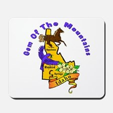 """""""Idaho Pride"""" Mousepad"""