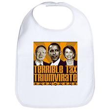 Tax Triumvirate Bib