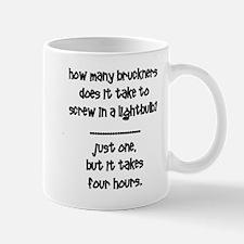 How Many Bruckners Mug