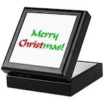 Christ in Christmas Keepsake Box