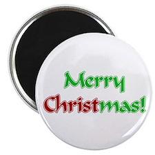 "Christ in Christmas 2.25"" Magnet (10 pack)"