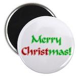 Christ in Christmas Magnet
