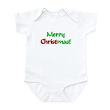 Christ in Christmas Infant Bodysuit