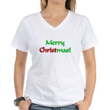 Christ in Christmas Shirt