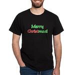 Christ in Christmas Dark T-Shirt