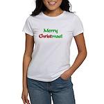 Christ in Christmas Women's T-Shirt