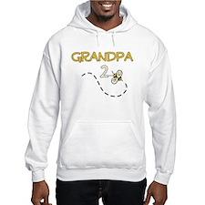 Grandpa to Be (Bee) Hoodie