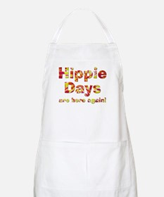 Hippie Days BBQ Apron