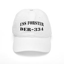 USS FORSTER Baseball Cap