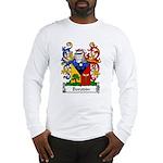 Borodin Family Crest Long Sleeve T-Shirt