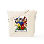 Borodin Family Crest Tote Bag