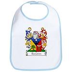 Borodin Family Crest Bib