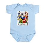 Borodin Family Crest Infant Creeper