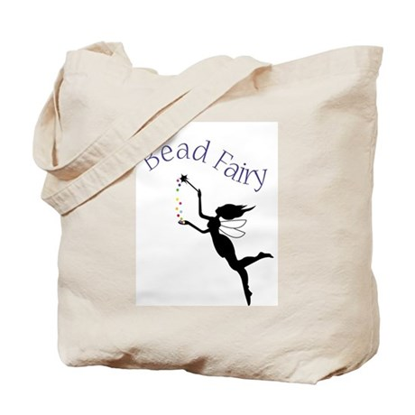Bead Fairy Tote Bag