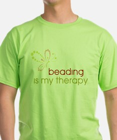 Beading is my Therapy T-Shirt