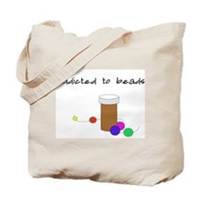 Addicted to beads Tote Bag