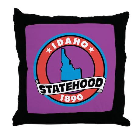 Idaho Pride! Throw Pillow