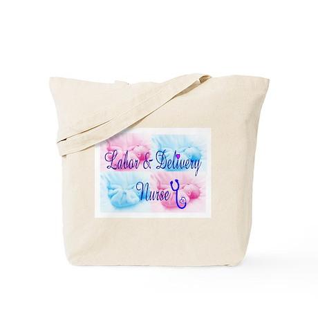 Labor & Delivery Nurse Tote Bag