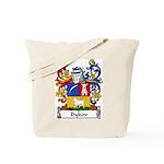 Bykov Family Crest Tote Bag