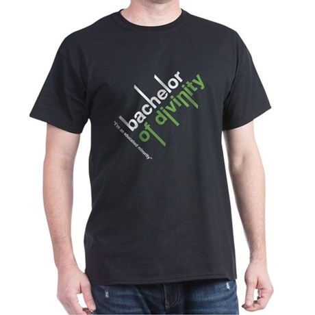 Bachelor of Divinity Dark T-Shirt
