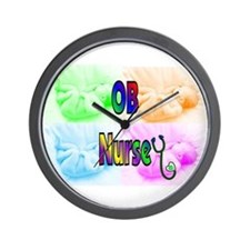 Labor & Delivery Nurse Wall Clock