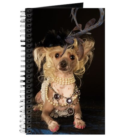 Crested Hairless Journal