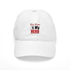 Lung Cancer Hero (Mom) Baseball Cap