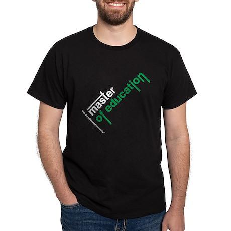 Master of Education Dark T-Shirt